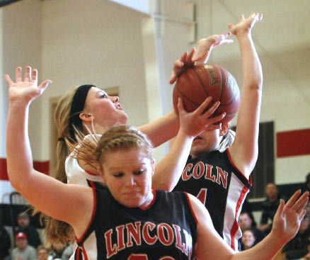 The County Line | Falcon girls lead with victory