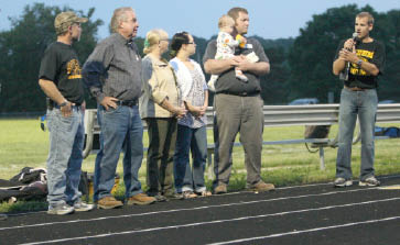 The County Line | Royall christens renovated field with win