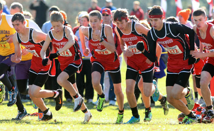 The County Line | A great race