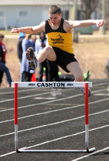 The County Line | Royall throwers, sprinters have good ...