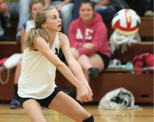 The County Line   In transition: Royall's Parrish settling ...