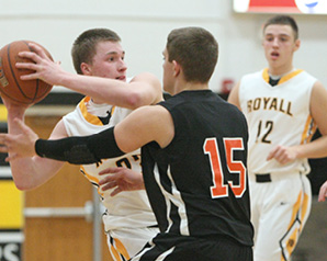 The County Line | Baeseman lifts Royall to win over Hillsboro