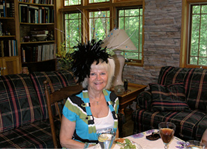 hat lunch annette strazdin.jpg