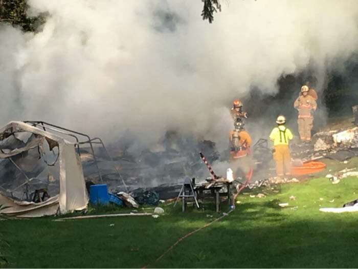 2 killed in Vernon County house fire